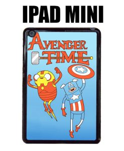 Adventure time avenger Ipad Mini Cases