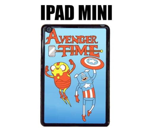 Adventure time avenger Ipad Mini Cases