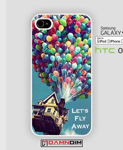 Balloons iphone case 4s/5s/5c/6/6plus/SE