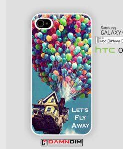Balloons iphone case 4s/5s/5c/6/6plus/SE