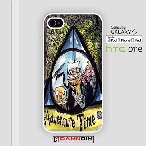Harry Time-adventure time iphone case 4s/5s/5c/6/6plus/SE
