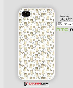 Heart Patterns Cute iphone case 4s/5s/5c/6/6plus/SE