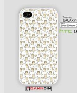 Heart Patterns Cute iphone case 4s/5s/5c/6/6plus/SE