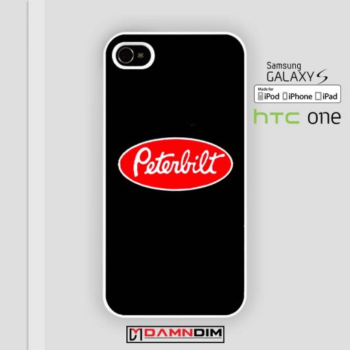 Heavy Duty Logo iPhone Case