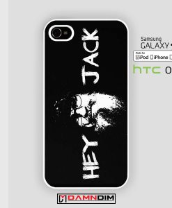 Hey Jack iphone case 4s/5s/5c/6/6plus/SE