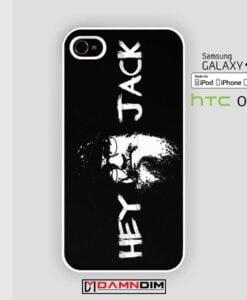 Hey Jack iphone case 4s/5s/5c/6/6plus/SE