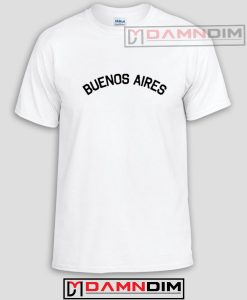 Buenos Aries Funny Graphic Tees