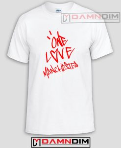 One Love Manchester Ariana Grande Funny Graphic Tees