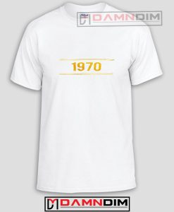 1970 striped Funny Graphic Tees