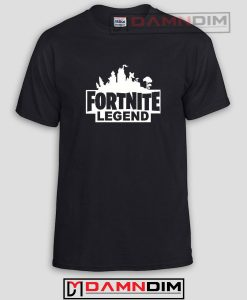 Fortnite Legend Funny Graphic Tees