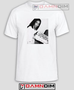 Happy Birthday Aaliyah Funny Graphic Tees