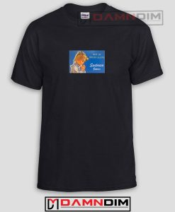 Not By Bread Alone Funny Graphic Tees