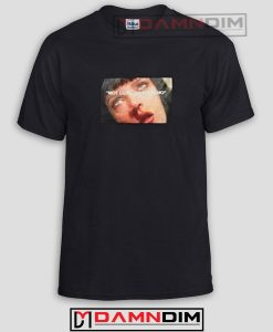 Pulp Fiction Not Cute Just Psycho Funny Graphic Tees