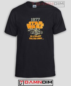 1977 Star Wars Funny Graphic Tees