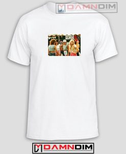 1980s Fashion For Teenager Girls Funny Graphic Tees