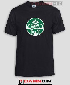 COFFEE POWER Funny Graphic Tees