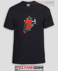 Exact Rose Funny Graphic Tees