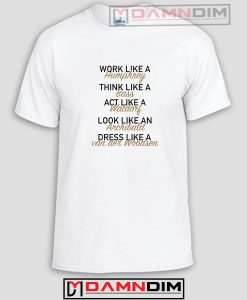 Like A Gossip Girl Funny Graphic Tees