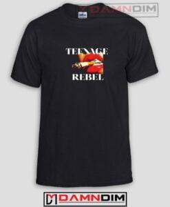 Teenage Rebel Funny Graphic Tees
