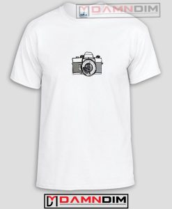 Camera Vintage Funny Graphic Tees