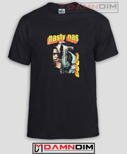 Nasty Nas 1994 Funny Graphic Tees