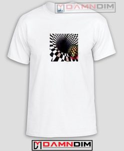 Optical illusion Funny Graphic Tees