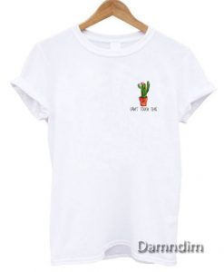 Can't Touch This Cactus Pocket Funny Graphic Tees