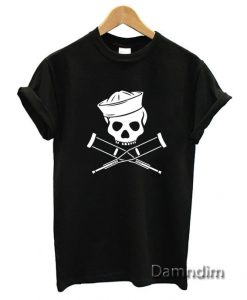 Jackass Sailor Funny Graphic Tees