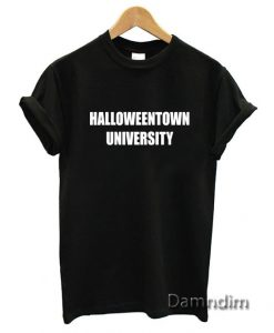 Halloweentown university Funny Graphic Tees
