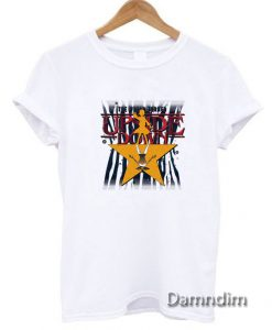 Hamilton The World Turned Upside Down Funny Graphic Tees