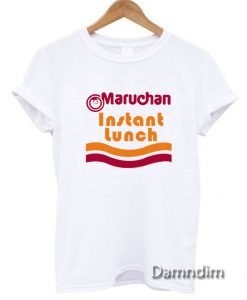 Maruchan Instant Lunch Funny Graphic Tees