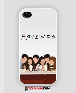Friends iPhone Case