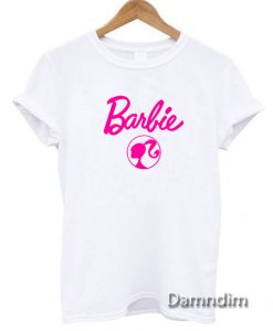 Barbie Logo Funny Graphic Tees