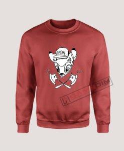 Sweatshirt Bambi revege
