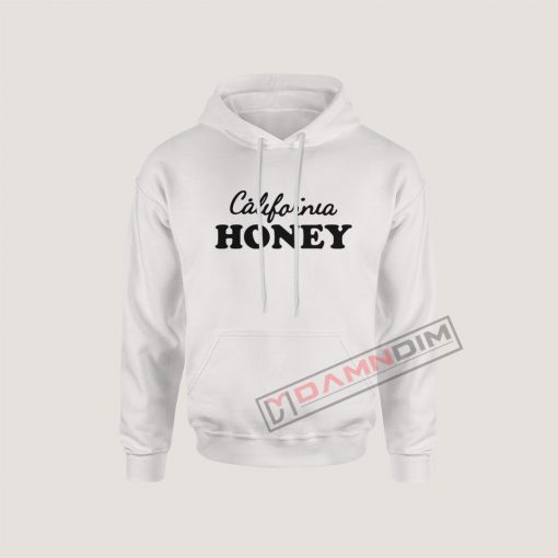 Hoodies California Honey