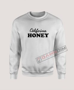 Sweatshirt California Honey