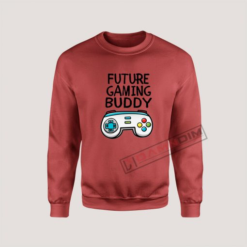Sweatshirt Future Gaming Buddy