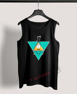 Tank Top Gravity Falls Bill Cipher
