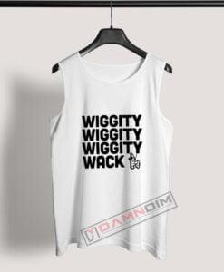 Tank Top Wiggity Wack Baby