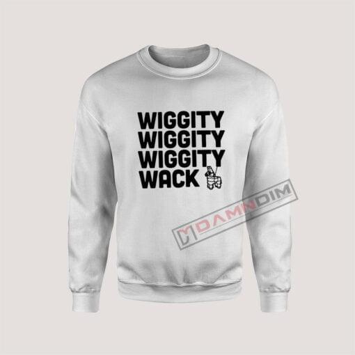 Sweatshirt Wiggity Wack Baby