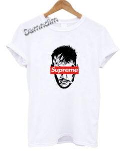 Neymar Supreme Funny Graphic Tees