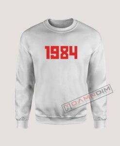 Sweatshirt 1984