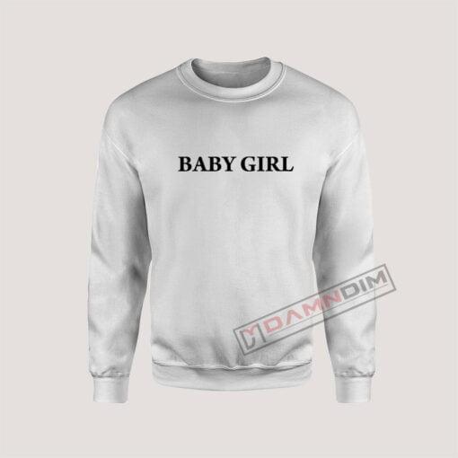 Sweatshirt Baby Girl
