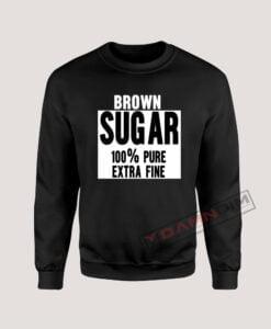 Sweatshirt Brown Sugar