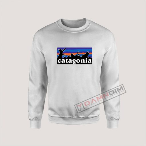 Sweatshirt Catagonia