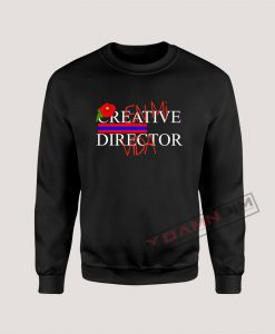 Sweatshirt Creative Director En Mi Vida