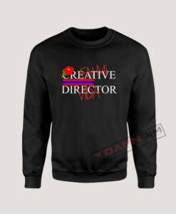 Sweatshirt Creative Director En Mi Vida