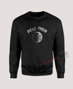 Sweatshirt Dead Moon