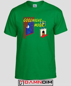 Goodnight Moon Funny Graphic Tees