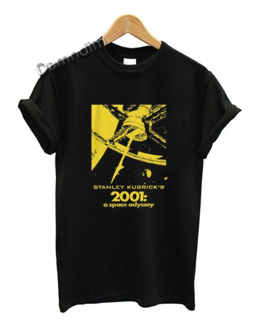 2001 A Space Odyssey Funny Graphic Tees